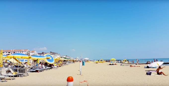 отдых на пляжах Италии 2017