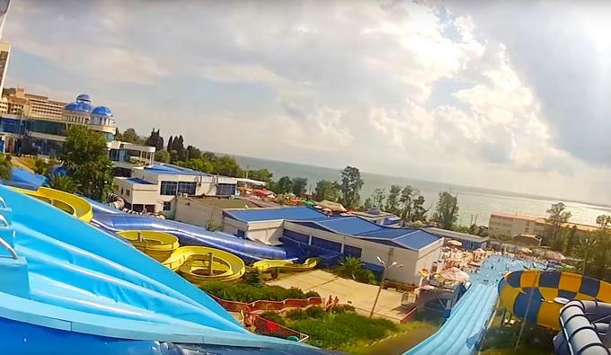 аквапарк в Лоо
