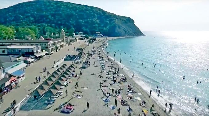 курорты краснодарского края 2017