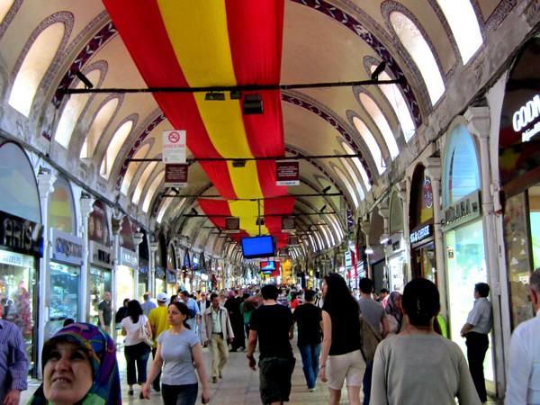 Стамбул. Гранд базар