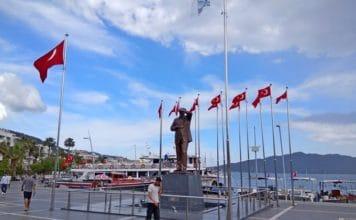Мармарис-самый молодежный курорт Турции