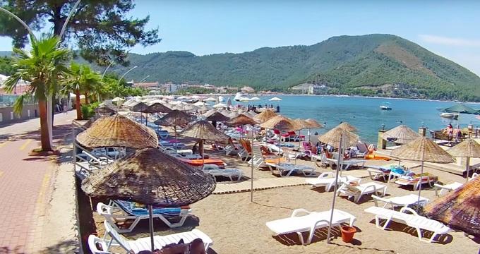 курорты Турции 2017 Ичмелер