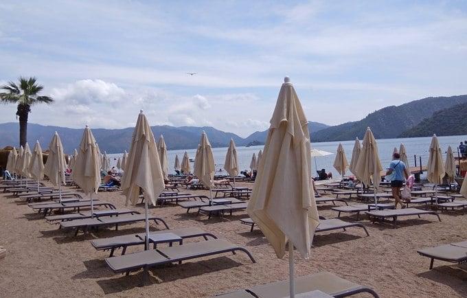курорты Турции на Эгейском море. Мармарис