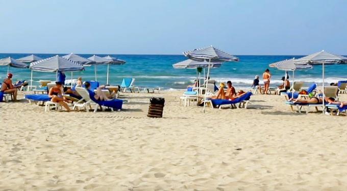 отели Крита с собственным песчаным пляжем