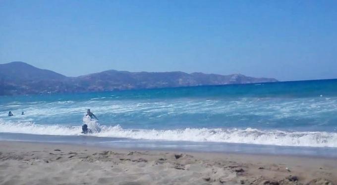Бюджетный отель на Крите. Tsagarakis Beach 3* 1 линия