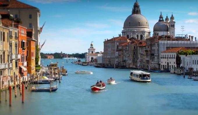 достопримечательности Италии. Венеция