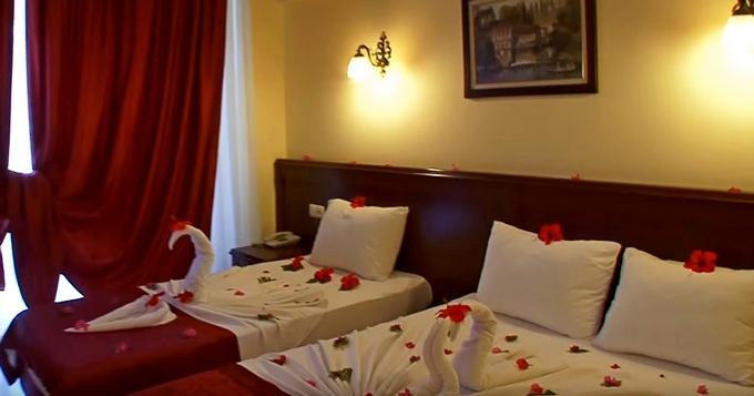 Туры в молодежные отели Турции