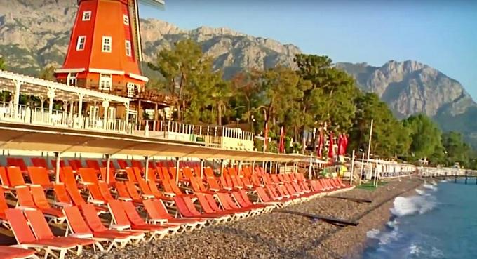 лучший молодежный отель Турции ORANGE COUNTY RESORT HOTEL KEMER - ULTRA ALL INCLUSIVE