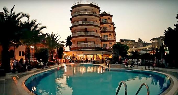отели Турции для молодежного отдыха