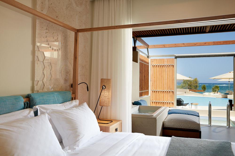 Новый отель на западном побережье Крита Domes Noruz 5* Adults Only