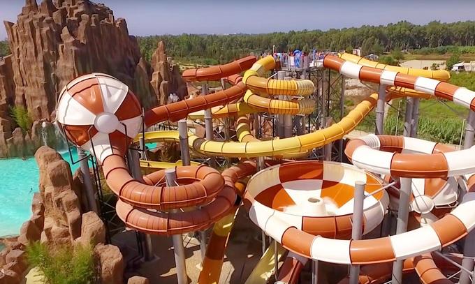 отели Турции с аквапарком Rixos Land Of Legend