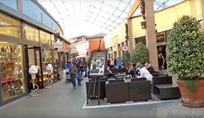 шопинг в Италии 2017