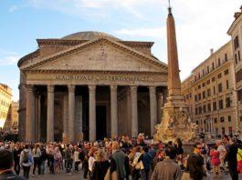 экскурсии в Италии. Пантеон