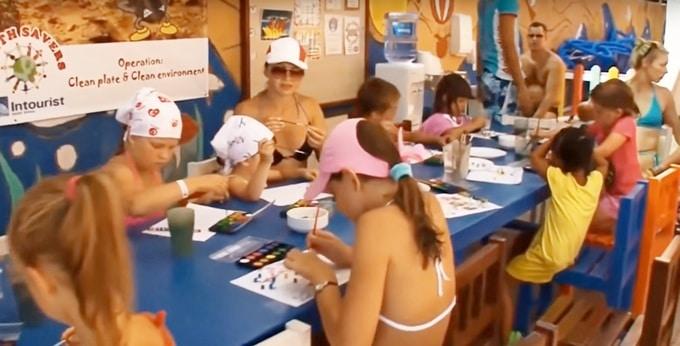 Alkoclar детский клуб