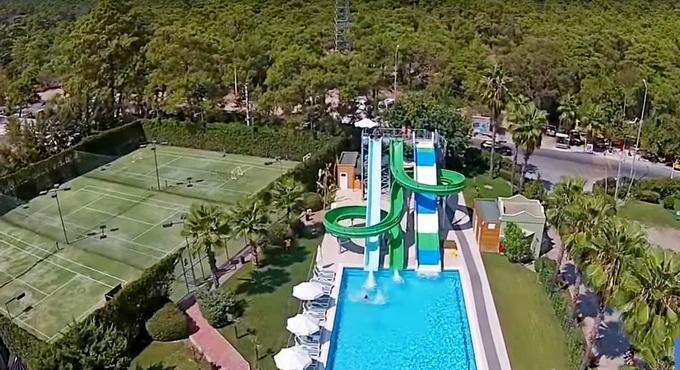 Ghazal Resort Thalasso 5* водные горки