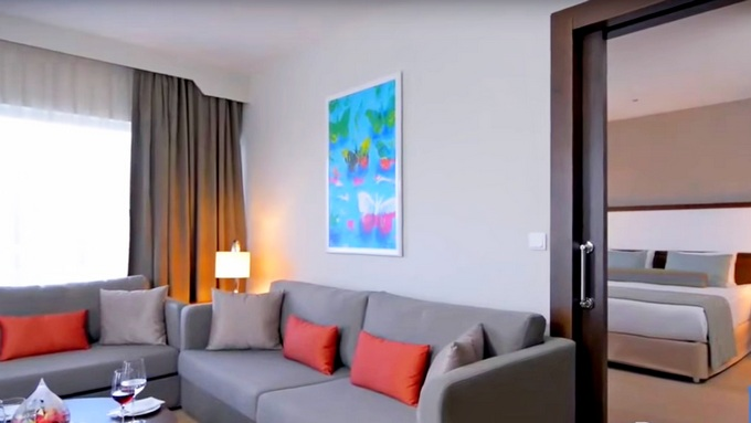 Ghazal Resort Thalasso 5* фемили сьют