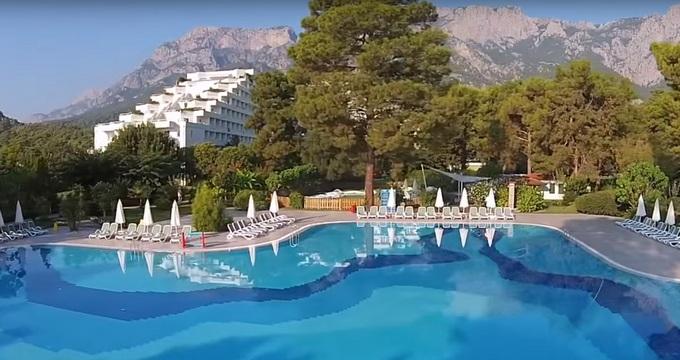 Ghazal Resort Thalasso 5*