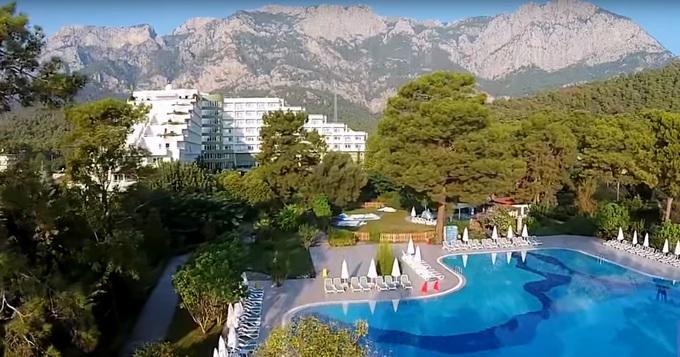 рекомендуемые отели Турции
