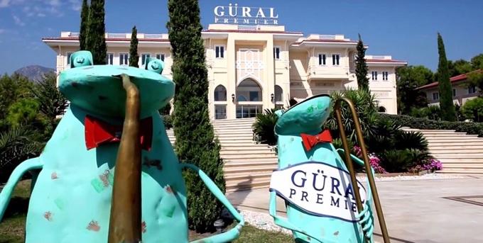 семейные отели Gural Premier Tekirova 5*