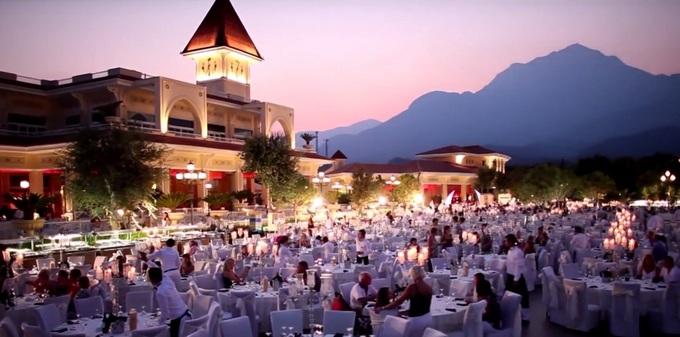 отели Турции на ультра олл