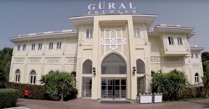туры в Gural Premier Tekirova 5*