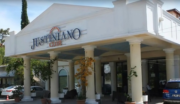 семейный отель Justiniano Club Alanya 4*