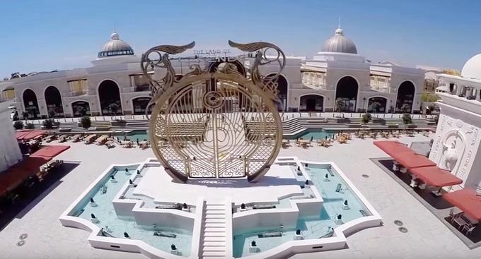 отели Турции для отдыха с детьми Land Of Legends