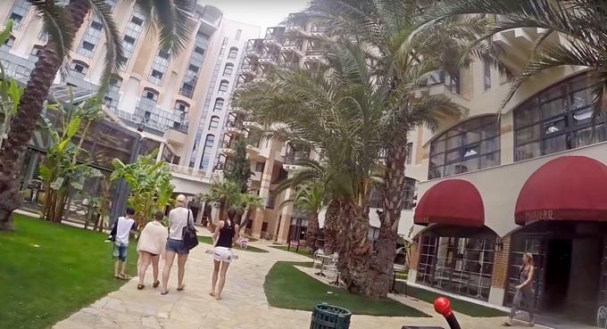 отели для отдыха с детьми Limak Limra