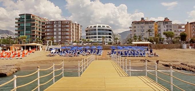 Sunprime C-Lounge новый отель только для взрослых
