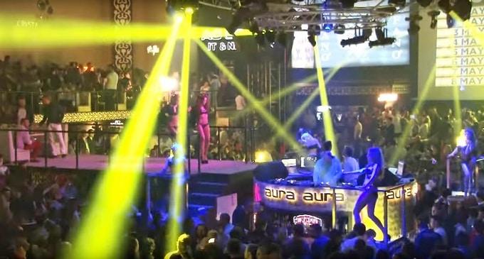 отели Турции рядом с ночными клубами
