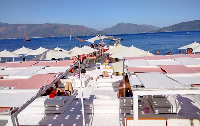 курорты эгейского побережья Турции