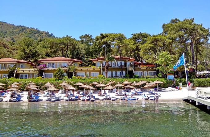 лучшие отели Турции 2017