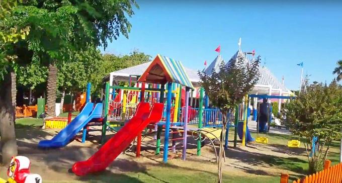 отели Турции для отдыха с детьми