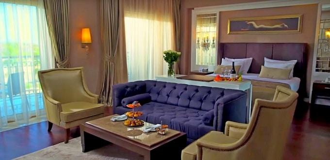 Семейные отели Турции