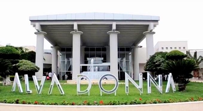 Семейные отели Alva Donna