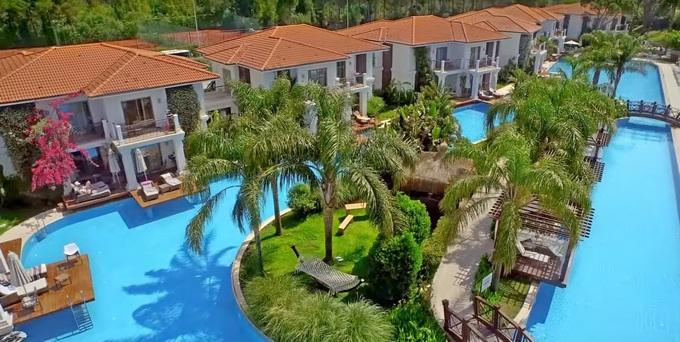 Лучшие отели Турции для детей