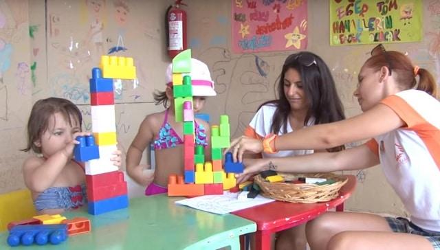 Мармарис палас детский клуб