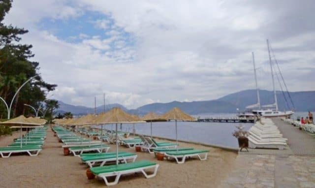 Сентидо Лотус бич пляж