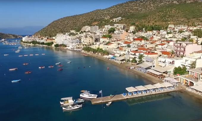 Курорты Греции. Пелопонес
