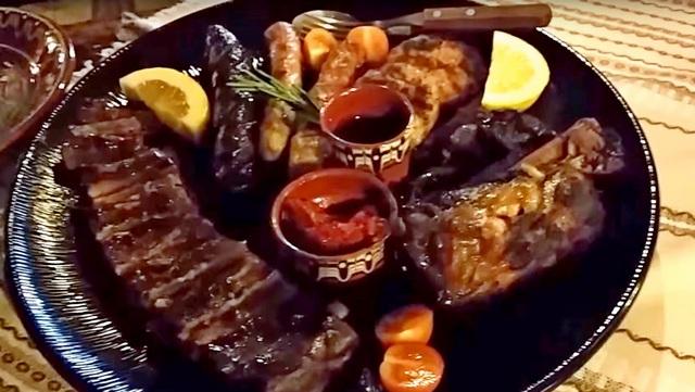 болгарские блюда-мешана скара
