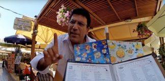 цены на еду в Греции