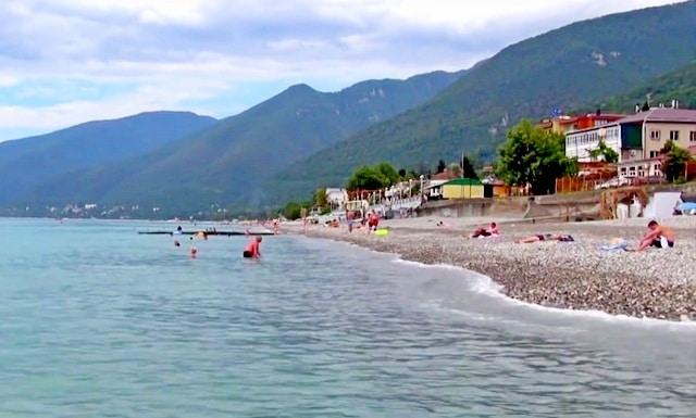 На Черное море в бархатный сезон