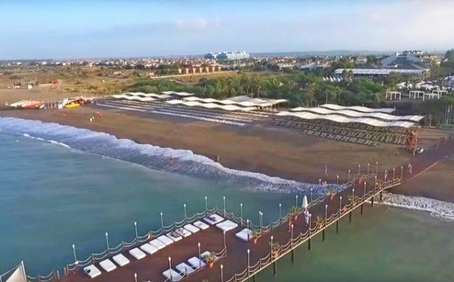 спокойный отдых в Турции в сентябре 2017