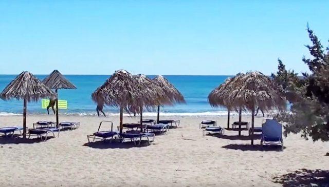 спокойный отдых в Греции в сентябре 2017г
