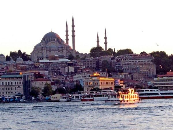 туры в Стамбул на Новый год дешево